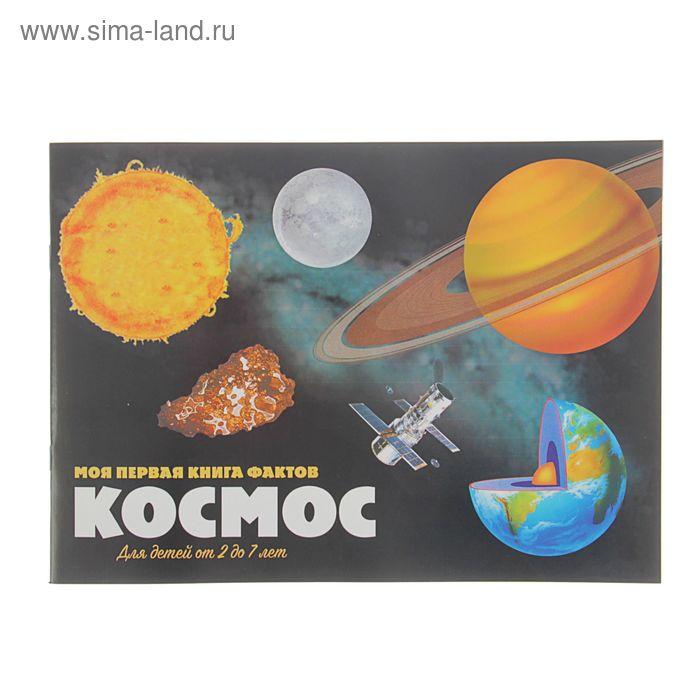 """Моя первая книга фактов """"Космос"""""""