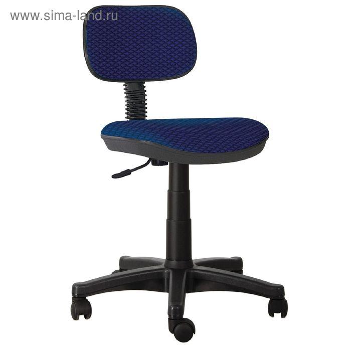 Кресло детское Logica gtsN/H11 домашний-синий