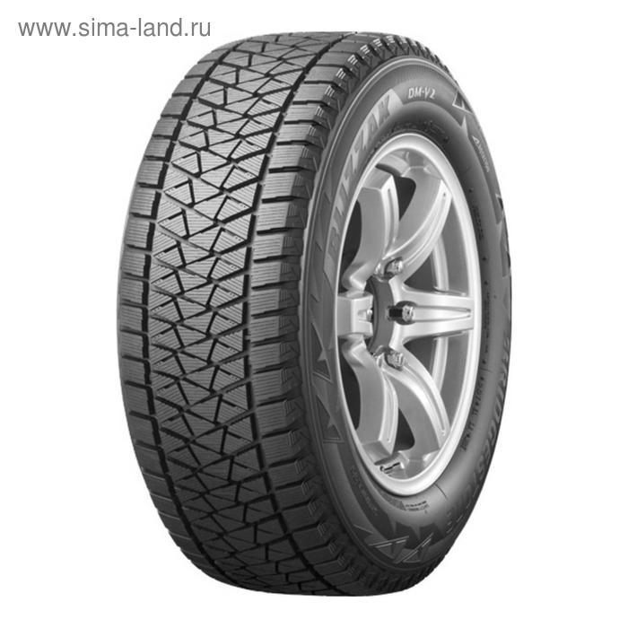 Зимняя нешипованная шина Bridgestone Blizzak DM-V2 235/60 R18 107S