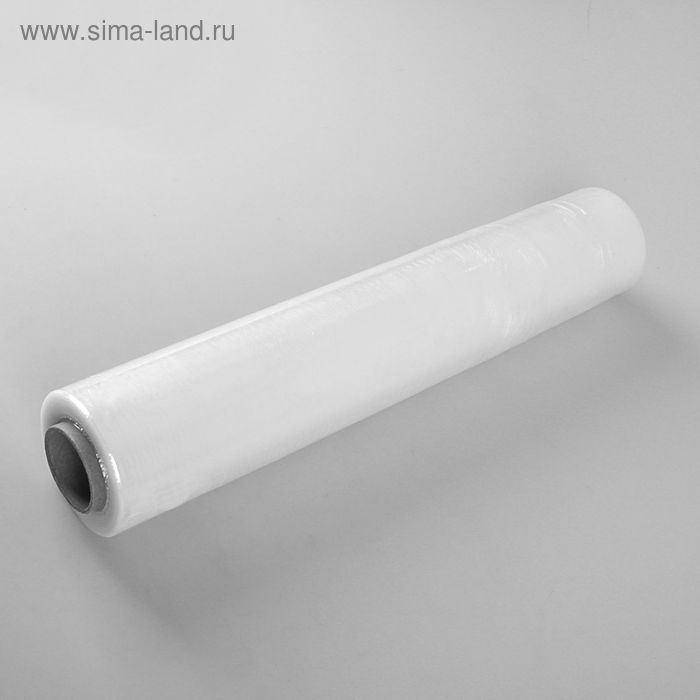 Стретч-пленка 500 мм, 1,9 кг, 23 мкм, стандарт