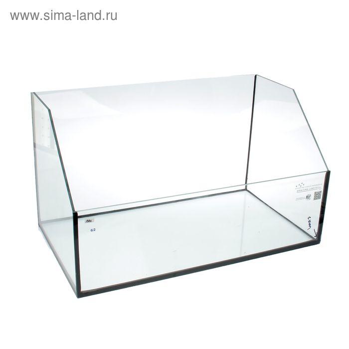 Палюдариум 62 л, 700х400х220/395 мм, толщина стекла 6 мм, УЦЕНКА