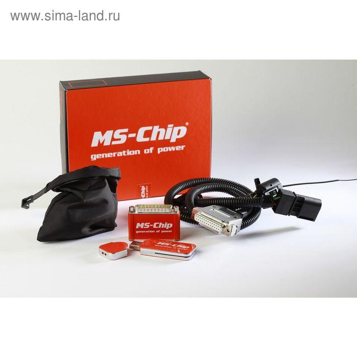 MS-Chip BMW 320i  2.0 TwinTurbo 184л с (бензин)  MAP4K-2X (2014)