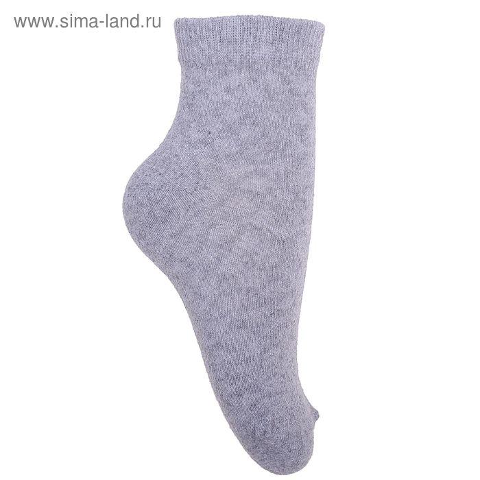 Носки детские 3с17, размер  16(14-16), цвет св.серый