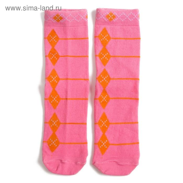 Носки детские 3с11, размер  20(18-20), цвет бирюзовый