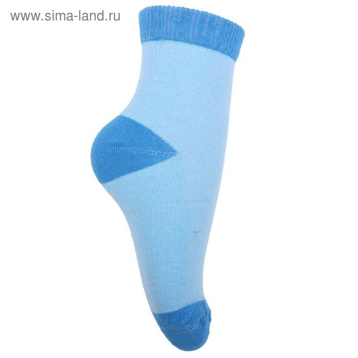Носки детские 3с15, размер  16(14-16), цвет бирюзовый
