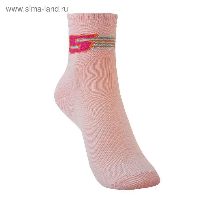 Носки детские 3с14, размер  16(14-16), цвет персиковый