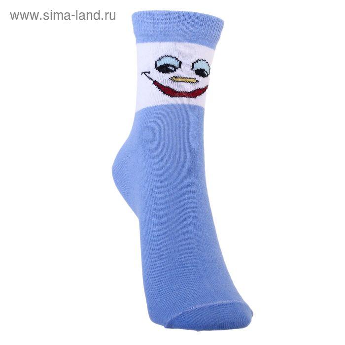 Носки детские 3с14, размер  16(14-16), цвет синий