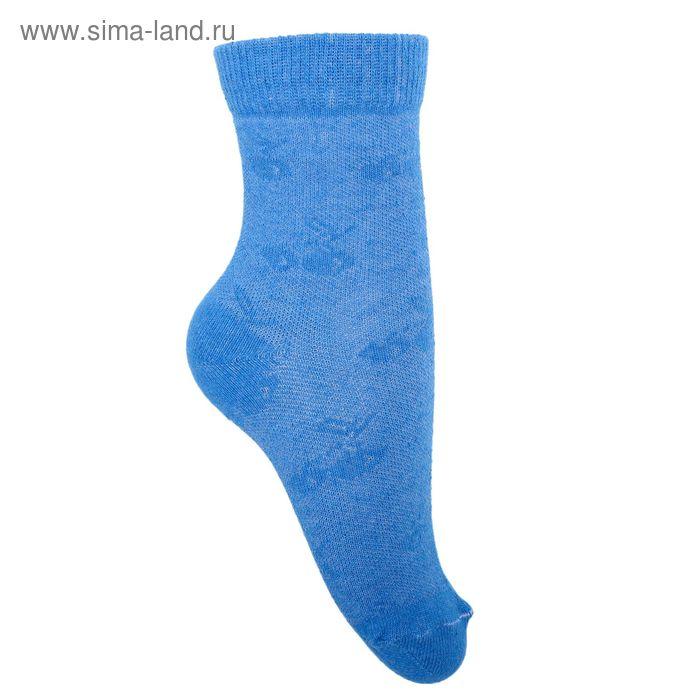 Носки детские 3с17, размер  22(20-22), цвет бирюзовый