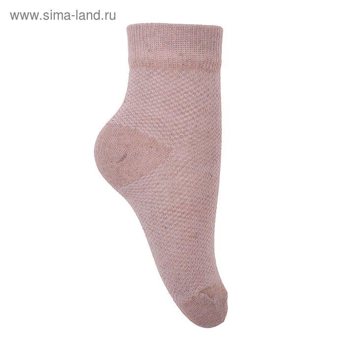 Носки детские 3с21, размер  20(18-20), цвет св.серый