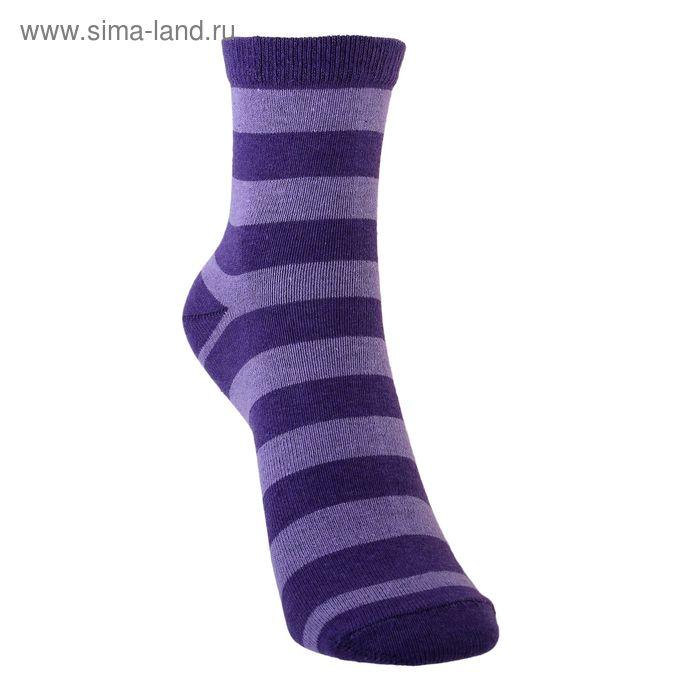 Носки детские 3с13, размер  18(16-18), цвет сиреневый/фиолетовый