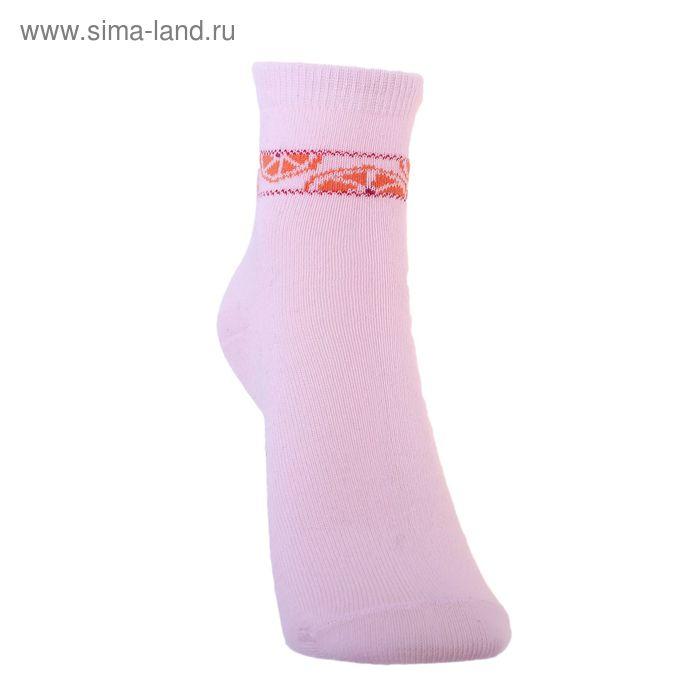 Носки детские 3с14, размер  18(16-18), цвет св.розовый