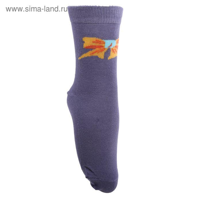 Носки детские 3с12, размер  16(14-16), цвет тем. серый