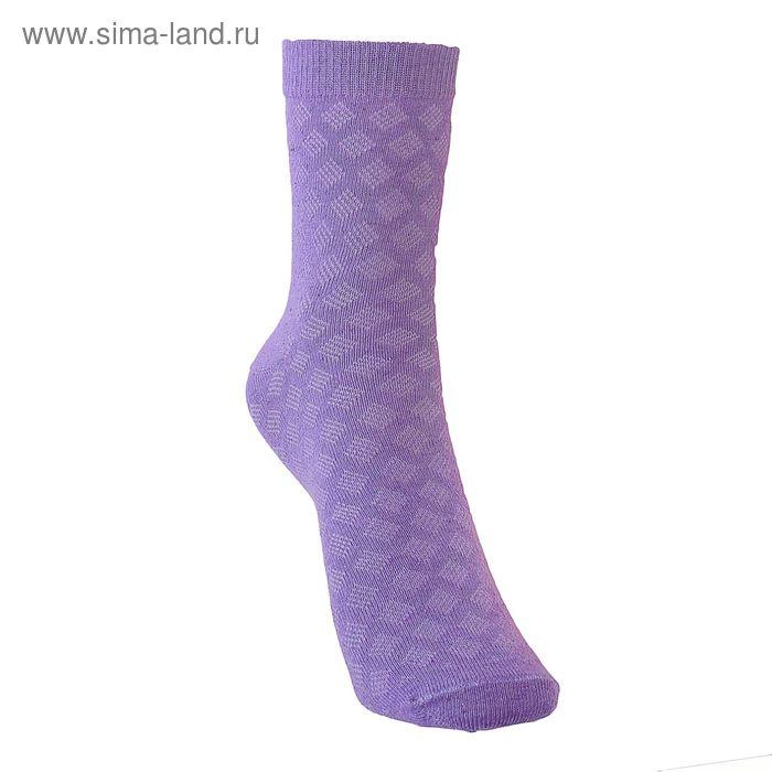 Носки детские для девочки 3с17, размер  22(20-22), цвет микс