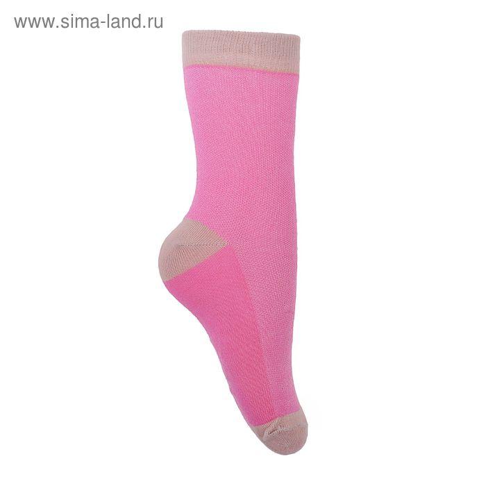 Носки детские для девочки 3с15, размер  22(20-22), цвет микс