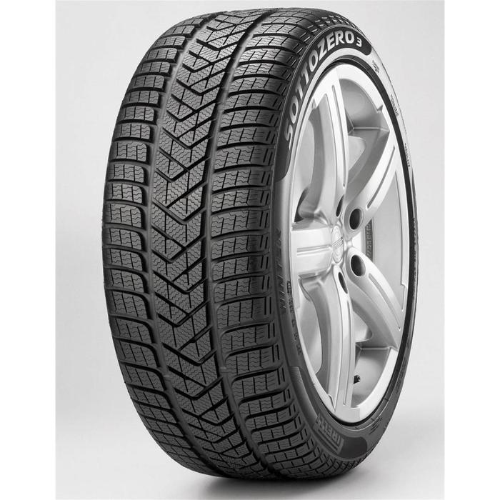 Зимняя шипованная шина Pirelli Winter Ice Zero 225/45 R19 96T