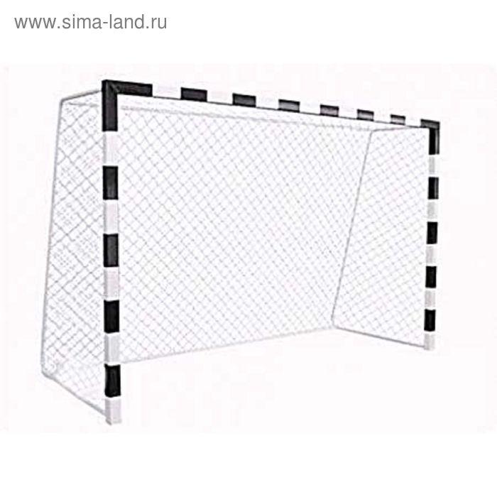 Ворота гандбольные, разборные вынос 1м  профиль 60х60