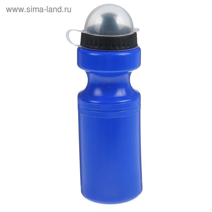Бутылка для воды велосипедная Pro Life, 750 мл, синяя