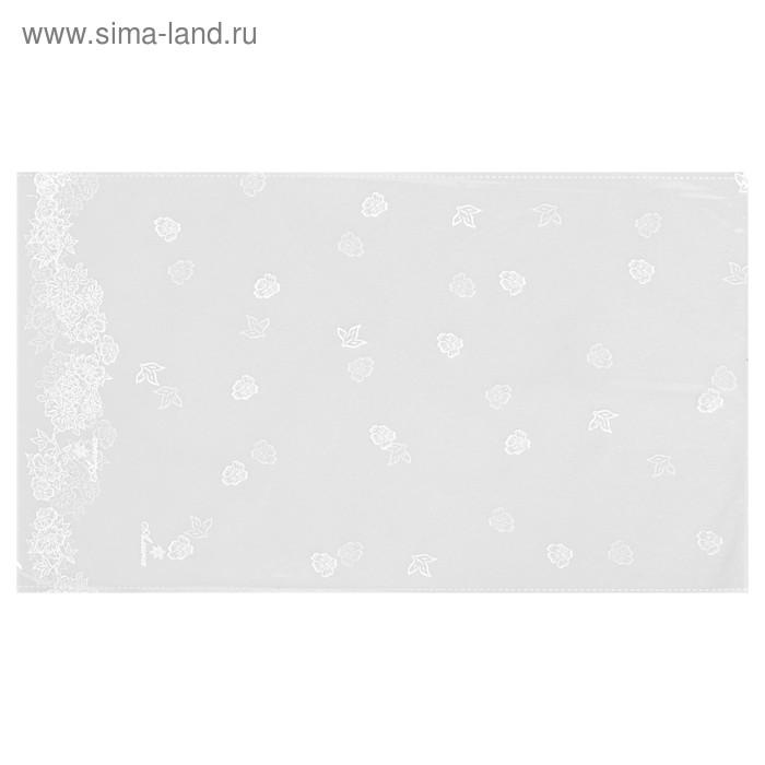 """Пакет подарочный """"Алина"""" 20 х 35 см, однотонный рисунок"""