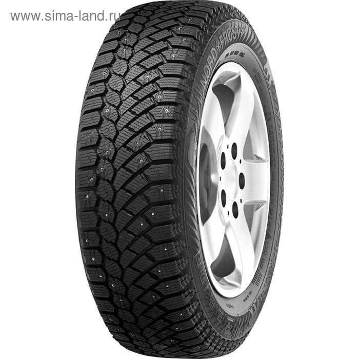 Зимняя шипованная шина Gislaved Nord Frost 200 ID XL 195/65 R15 95T