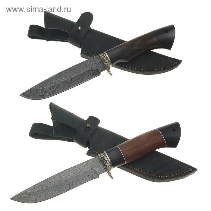 """Нож нескладной """"Скорпион"""", дамасская сталь"""