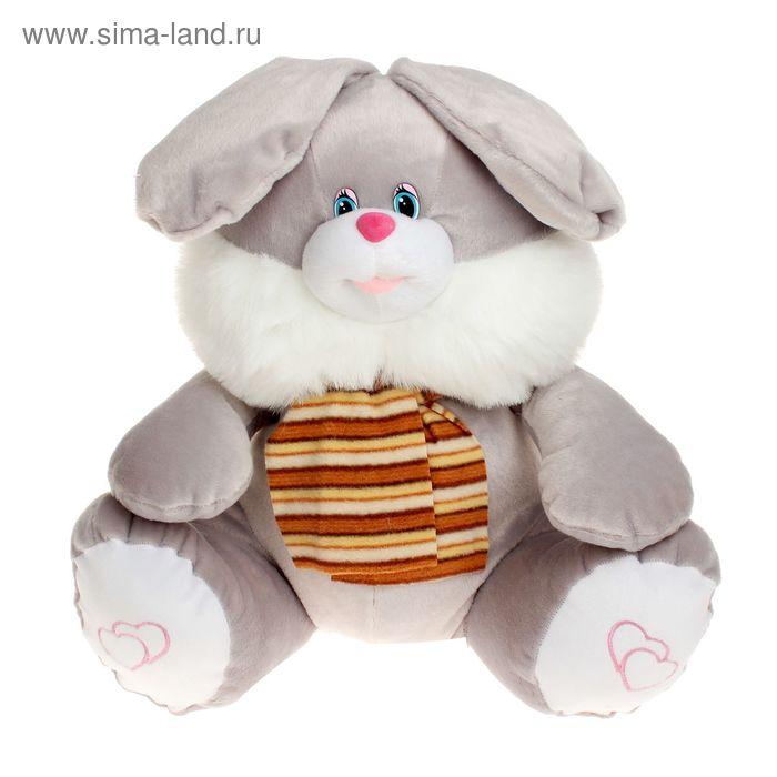Мягкая игрушка «Заяц», цвета МИКС