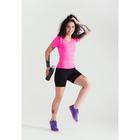 Спортивные шорты ONLITOP Balance, размер 42-44, цвет розовый