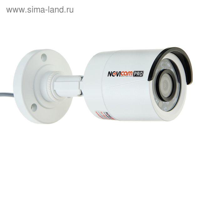 Видеокамера всепогодная NOVIcam PRO TC13W, 720 Р, ИК 20 м
