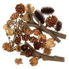 Набор природного декора «Дары леса»,