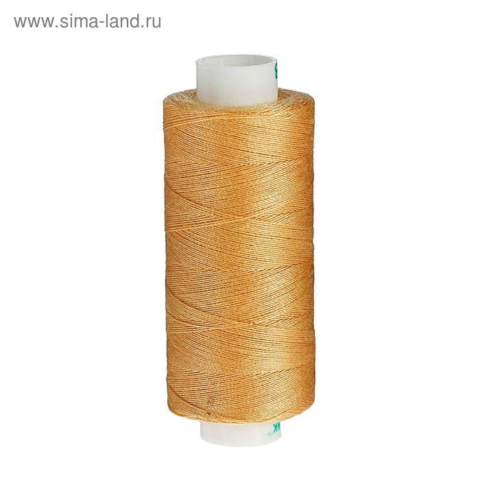 Нитки 40/2, 365м, №218, цвет светло- коричневый