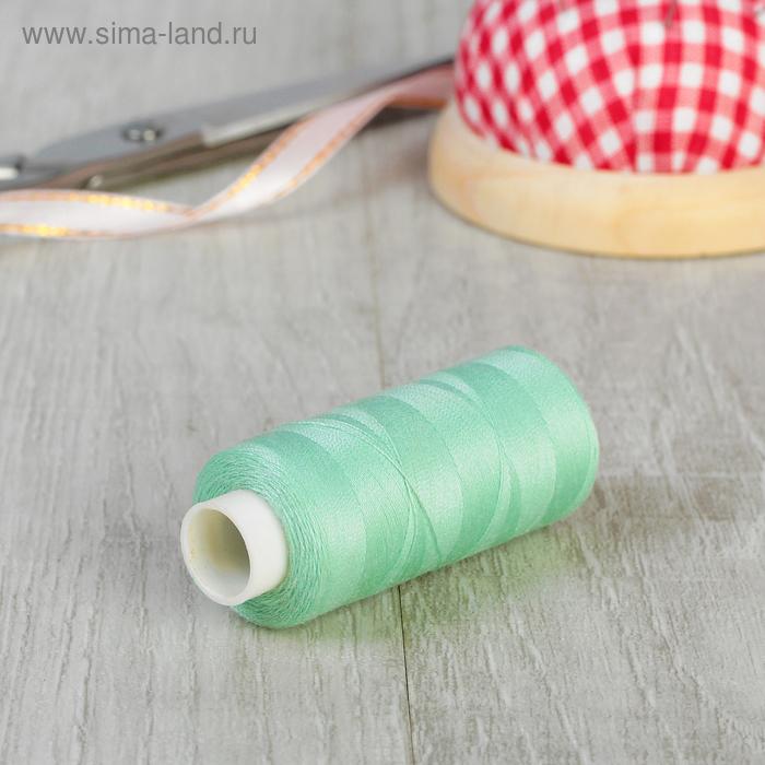 Нитки 40/2, 365м, №264, цвет зелёный