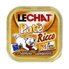 Консервы Lechat  для кошек, лосось/креветки, 100 г