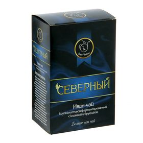 Чай травяной Иван Чайкин, Иван-чай крупнолистовой «Северный» 50 г
