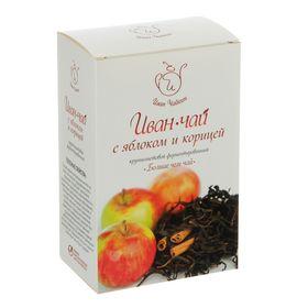 Чай травяной Иван Чайкин, Иван-чай крупнолистовой с яблоком и корицей 50 г