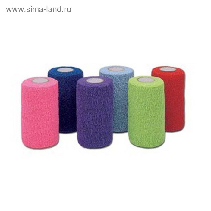 Бандаж Andover PetFlex NL цвета в миксе, 7,5 см х 4,5 м