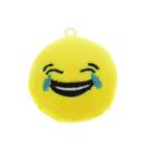 """Мягкая игрушка-магнит """"Смайлик"""", цвет жёлтый, виды МИКС"""