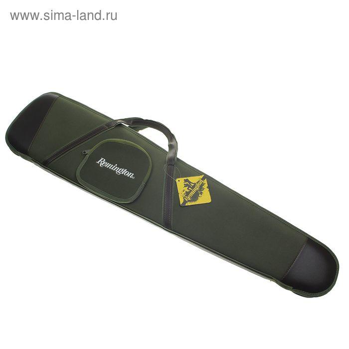 Чехол оружейный Remington б/о GB-9050B113, 113х15х29х6, зеленый