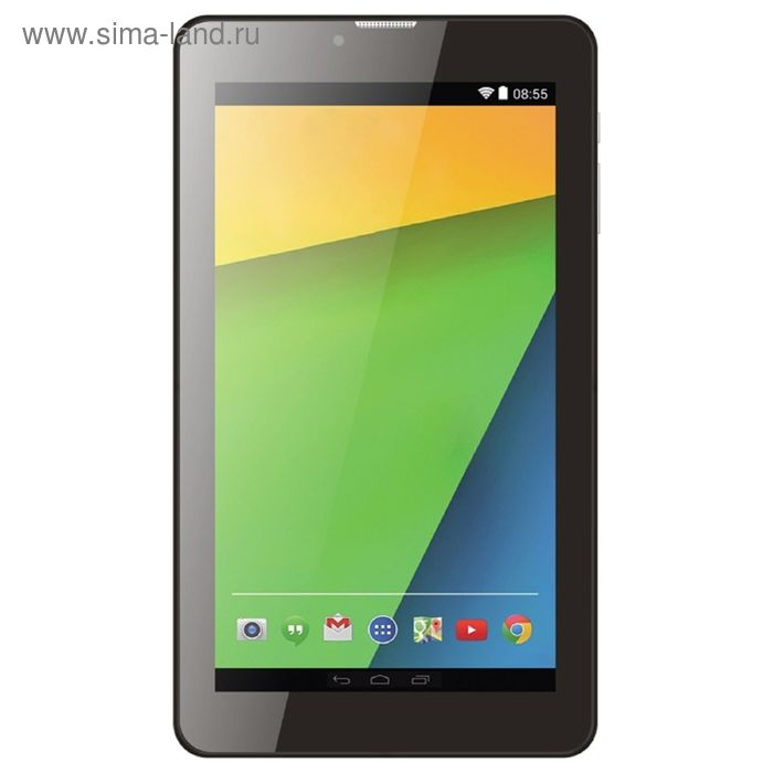 "Планшет Supra M72DG 3G TFT HD 7"",1024x600,2sim,8Gb,WI-FI,BT,GPS,Android"