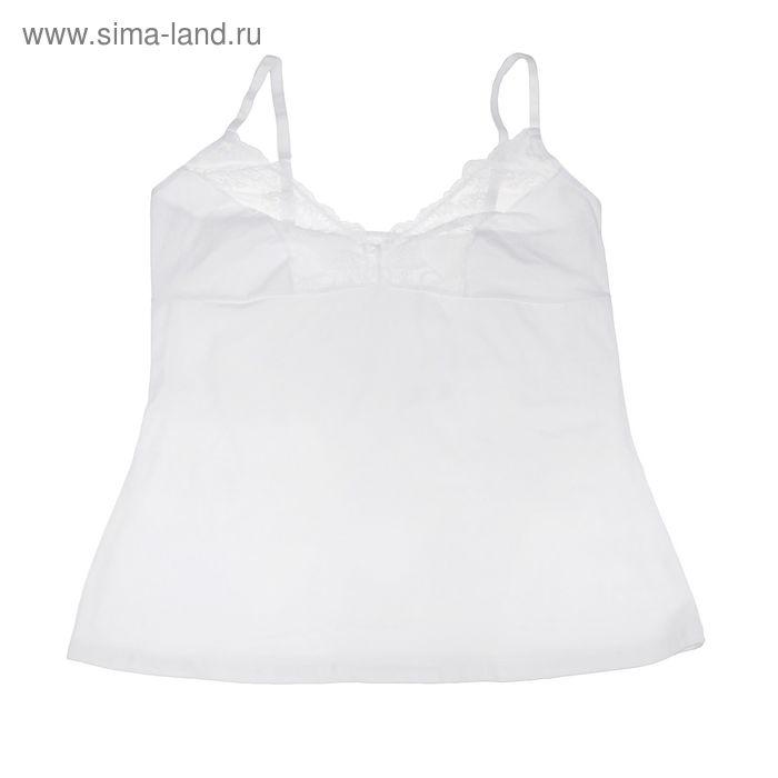 Майка женская Iris EFE2108 blanc, р-р 3 (44)