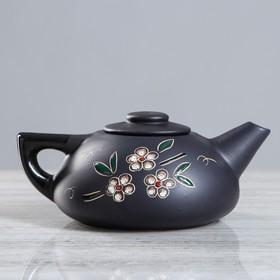 "Чайник плоский ""Сакура"" 1 л"