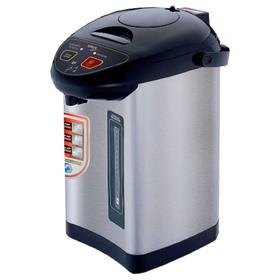 Термопот Elgreen EL-50, 3 л, серебро/черный