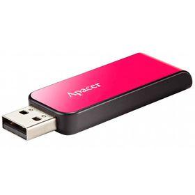 USB-флешка Apacer 32GB AH334, розовая