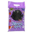 Грунт для аквариума Nero Oro 3-5 мм, средняя, 5 кг