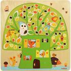 Пазл трёхслойный «Дом-дерево»