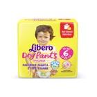 Трусы детские Libero Dry Pants Extra Large, 13 - 20 кг, 16 шт
