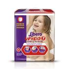 Трусы детские Libero Up &Go Extra Large Plus, одноразовые, 16 - 26 кг, 12 шт