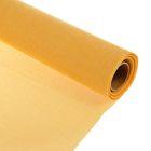 Джут 50 см х 4,5 м, оранжевый