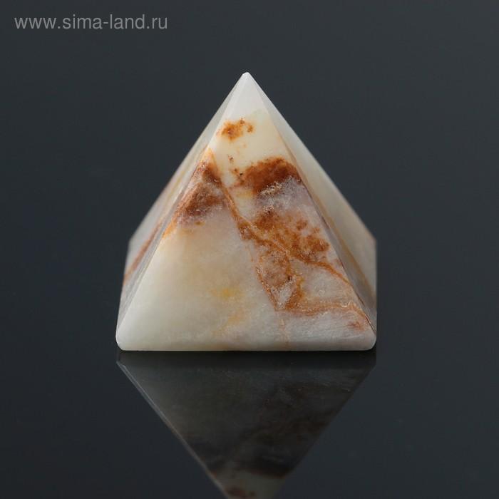 "Сувенир ""Пирамида"", оникс"