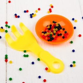 Набор посудки, с гидрогелем, 2 предмета МИКС Ош