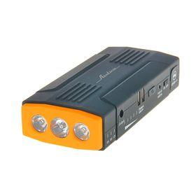 Аккумулятор внешний универсальный, 13800 мАч, 2хUSB 5V 2A, 12V/16V/19V, фонарь, пуск ДВС Ош