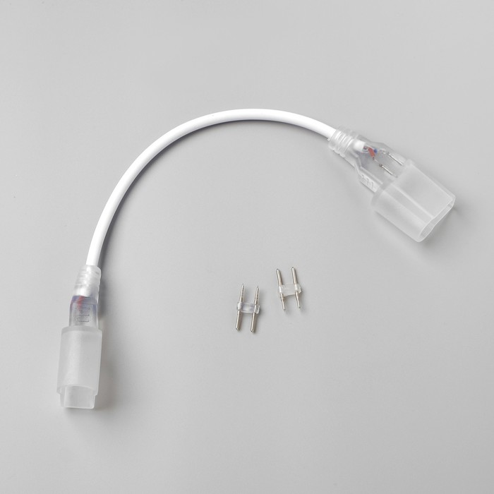 Коннектор для неона 15 х 25 мм, 5 см